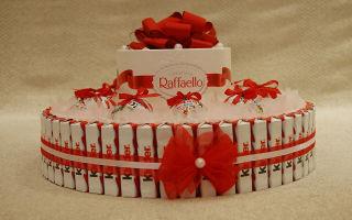 Торт из Киндер шоколада