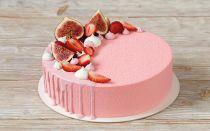 Велюр для торта в домашних условиях