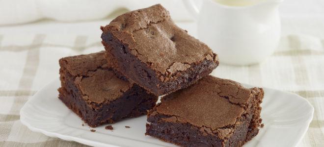 Брауни рецепт с какао