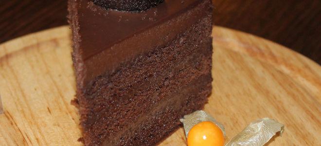 Торт Бельгийский шоколад