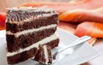 Черный принц торт