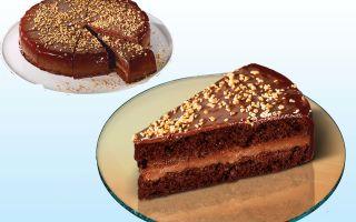 Как приготовить торт «Захер» в домашних условиях