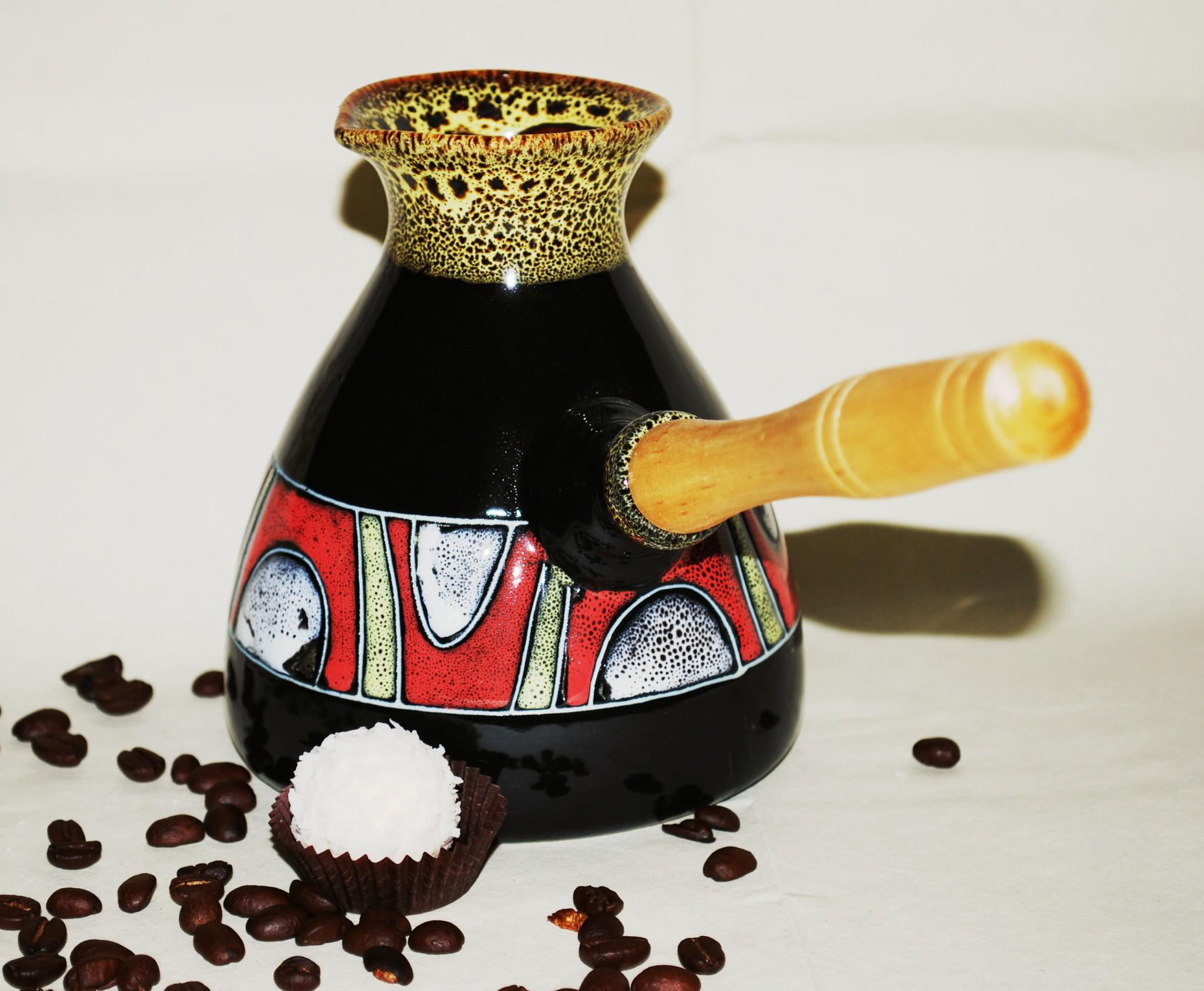 Глазурь из кофе