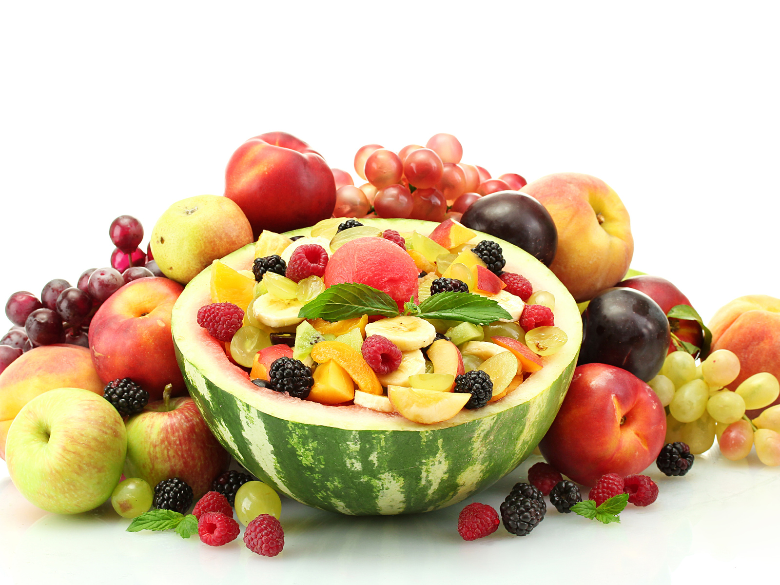Фрукты и ягоды должны быть качественные