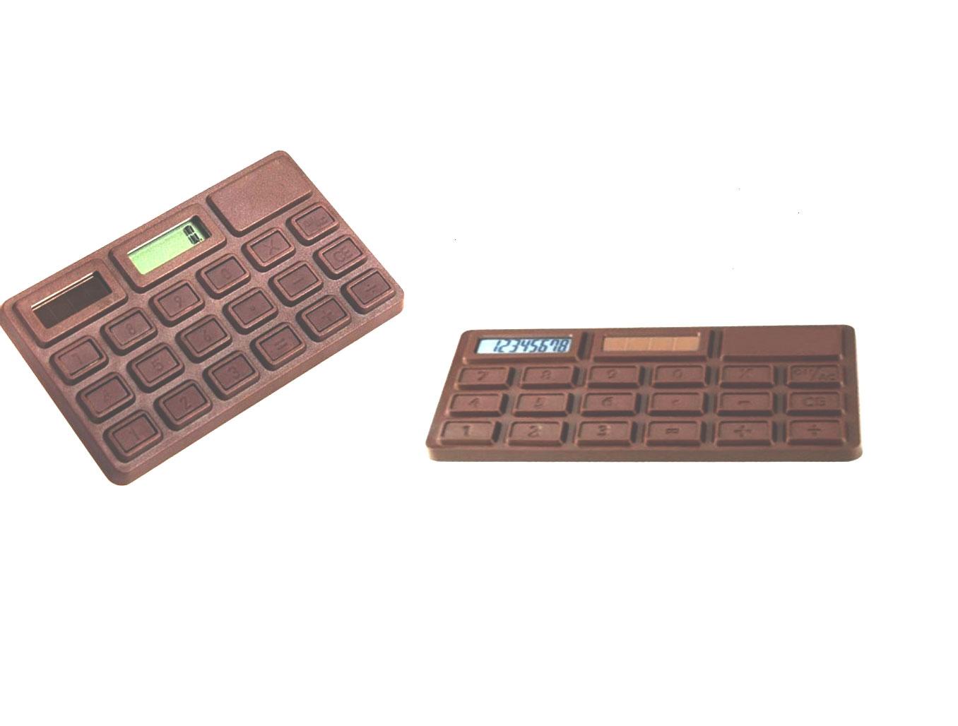 Калорийность шоколада