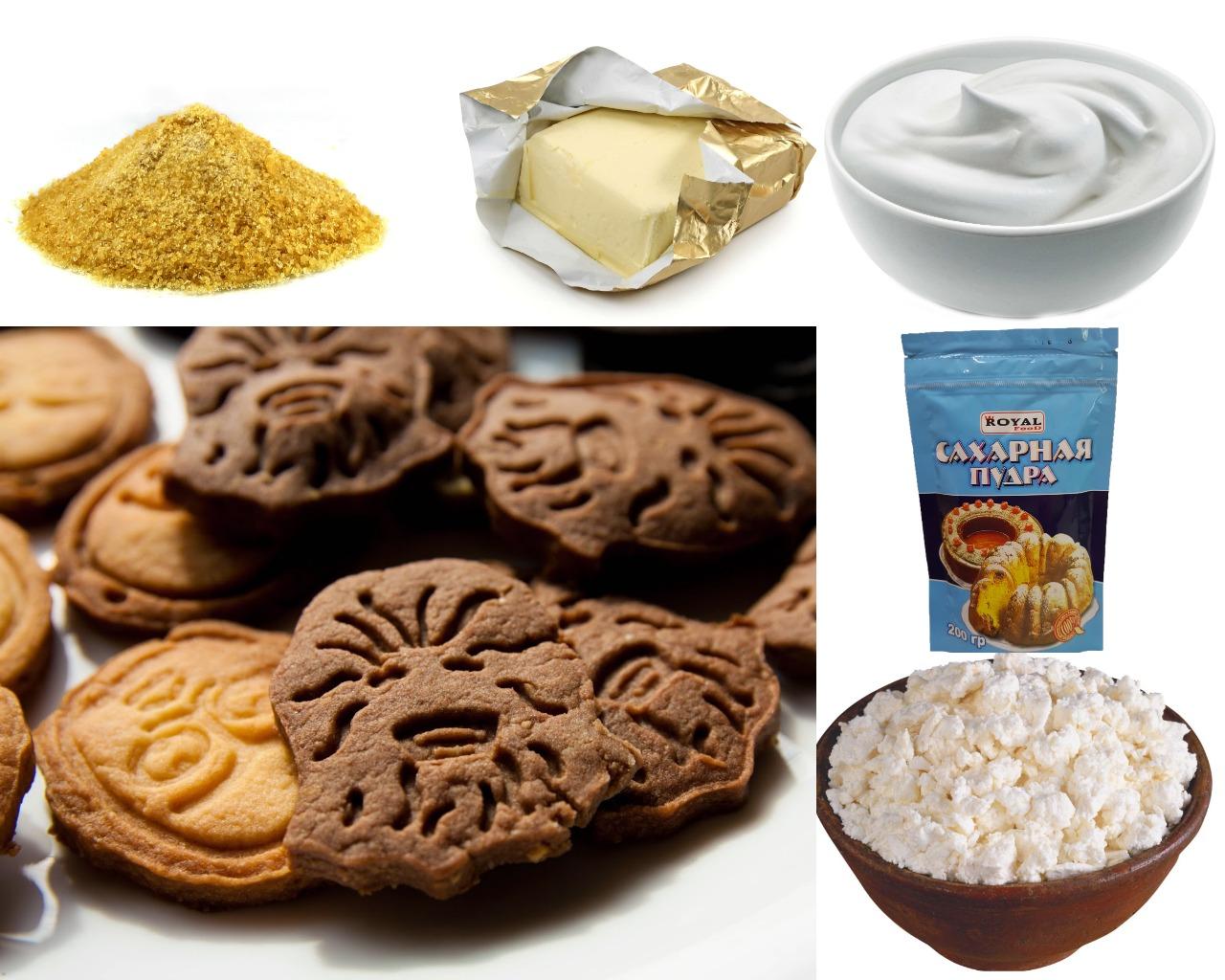 Обязательные ингредиенты для шоколадного чизкейка без выпечки