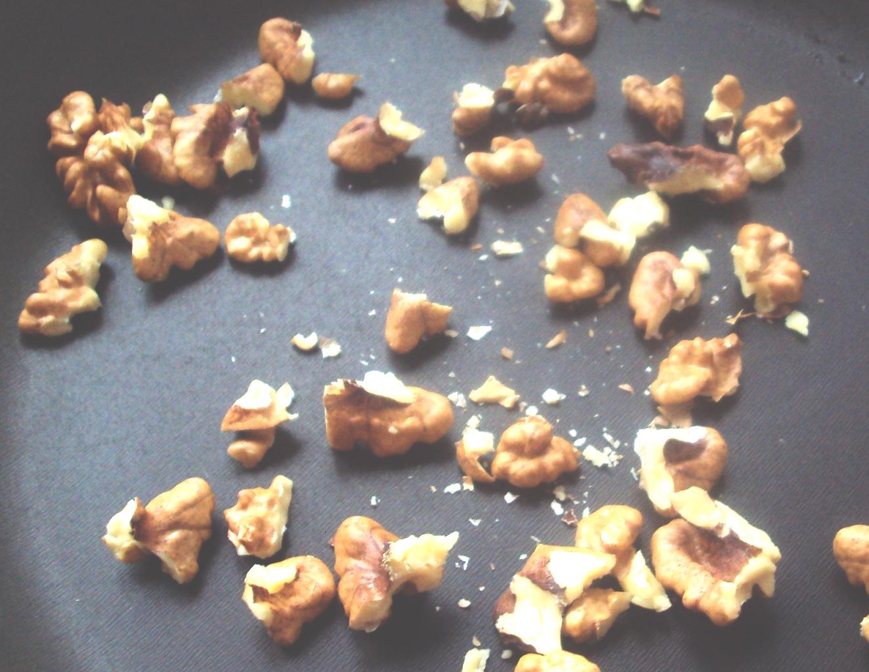 Поджарить грецкие орехи в мультиварке
