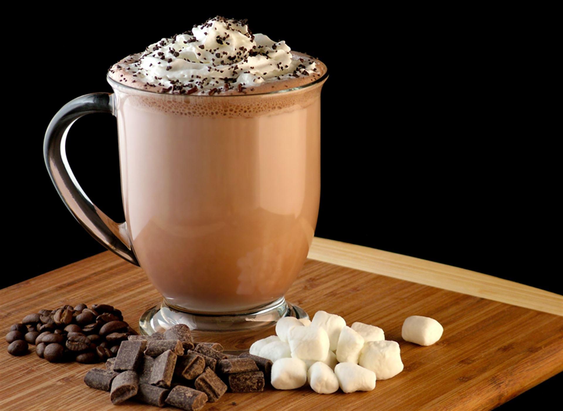 Бразильский горячий шоколад