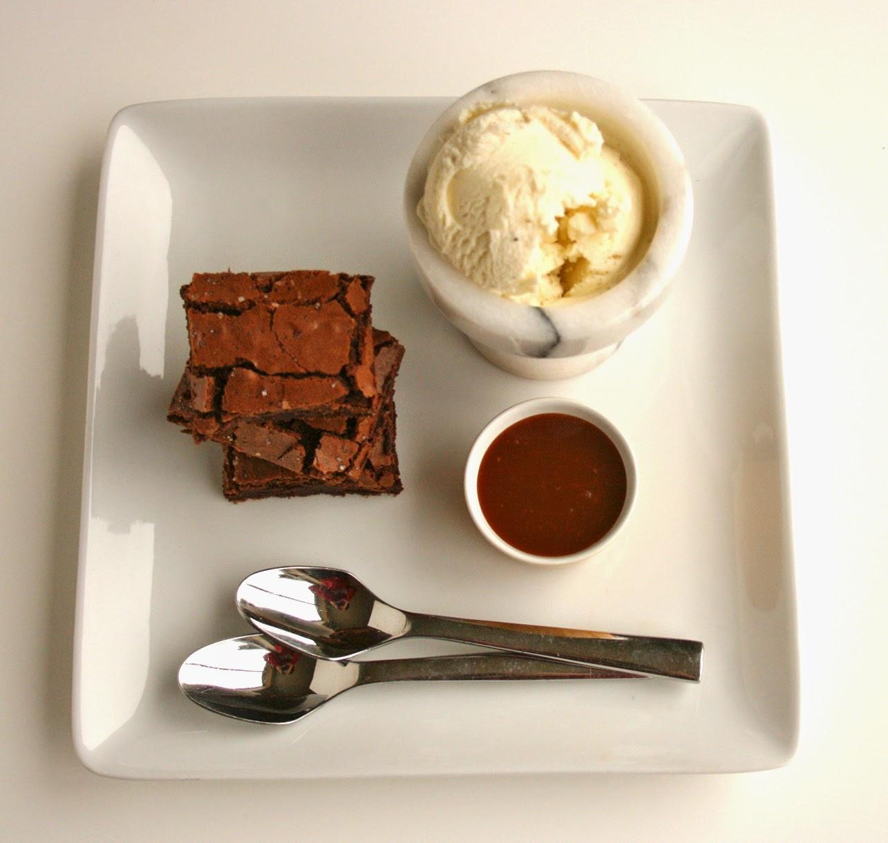 Шоколадная глазурь для брауни