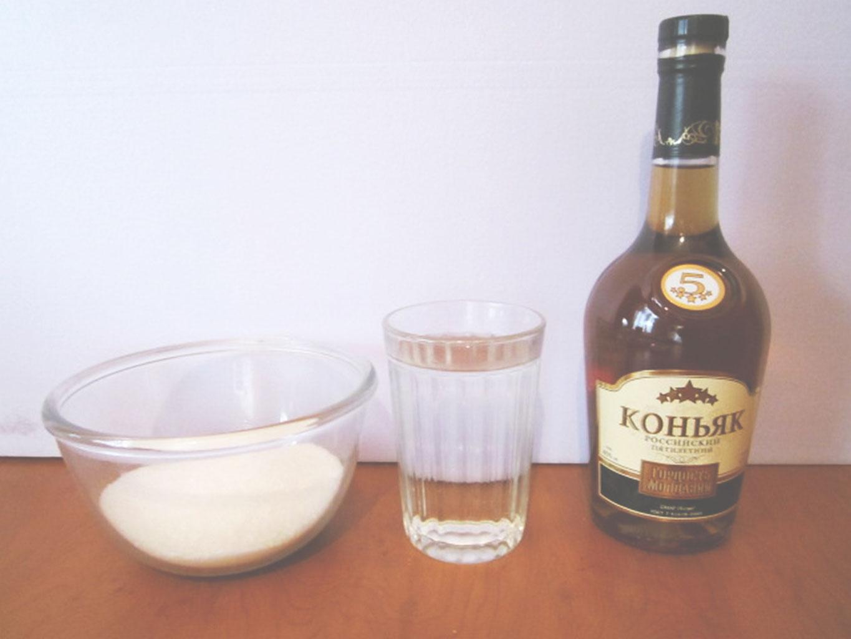 Ингредиенты для пропитки