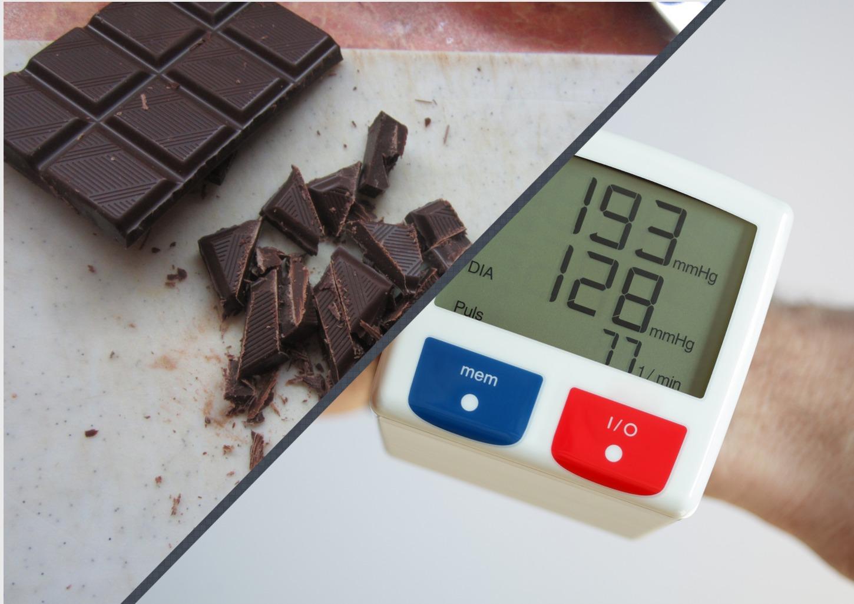 Шоколад при гипертонии