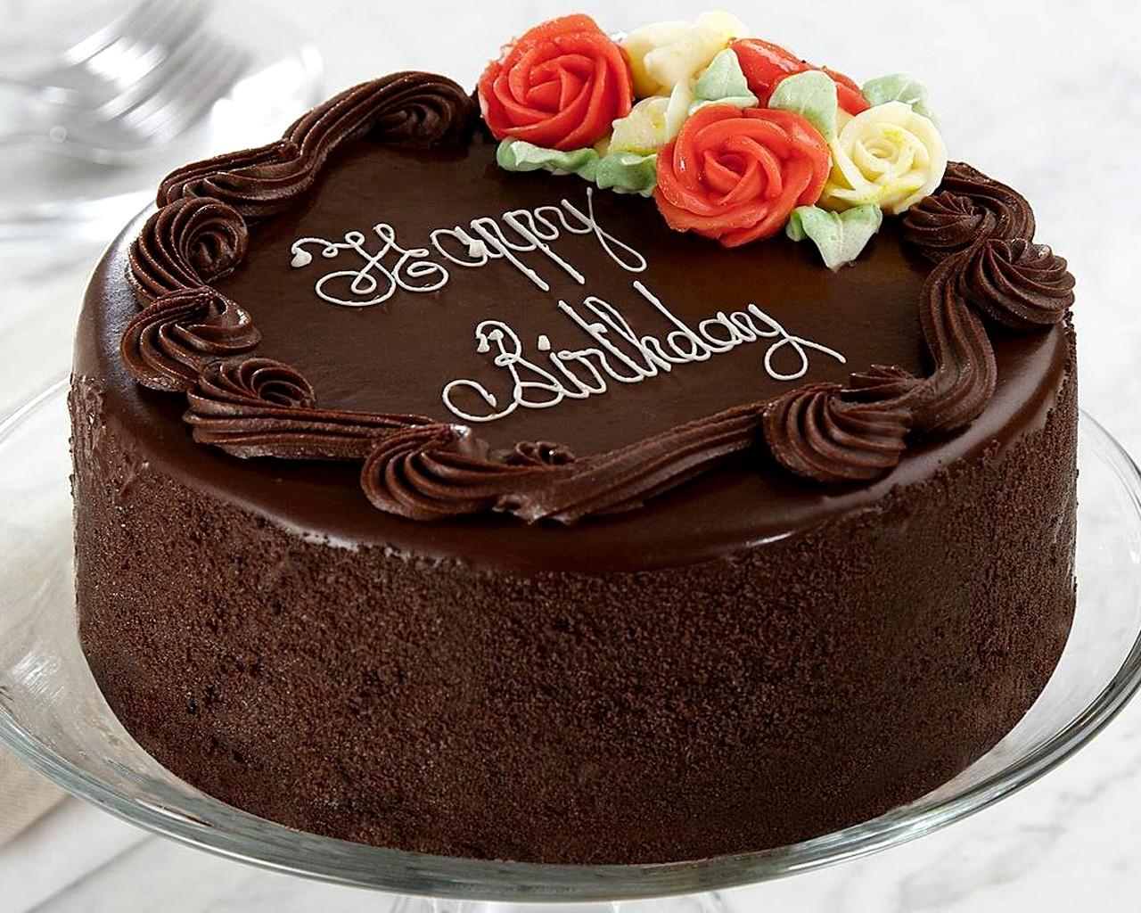 Шоколадные буквы для украшения десертов