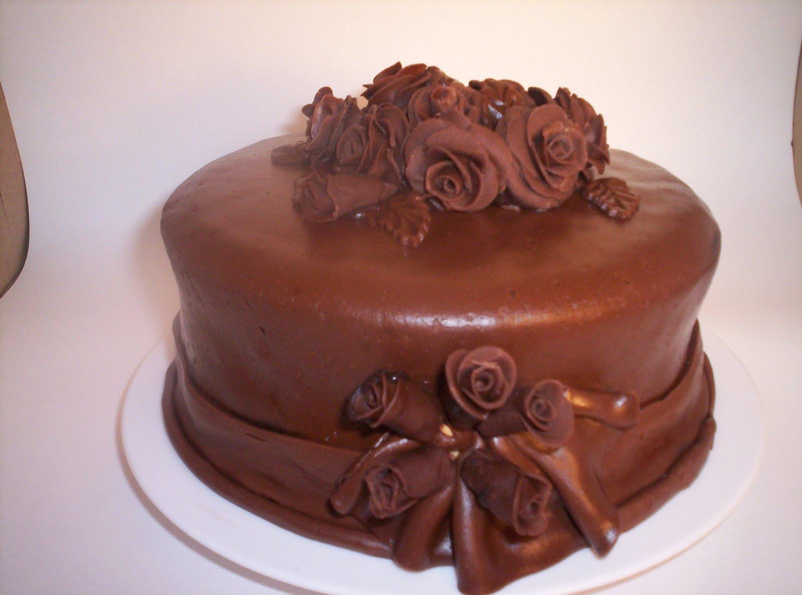 Торт обтянутый мастикой
