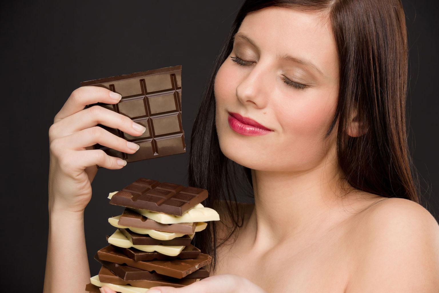 Какой шоколад выбрать кормящей маме