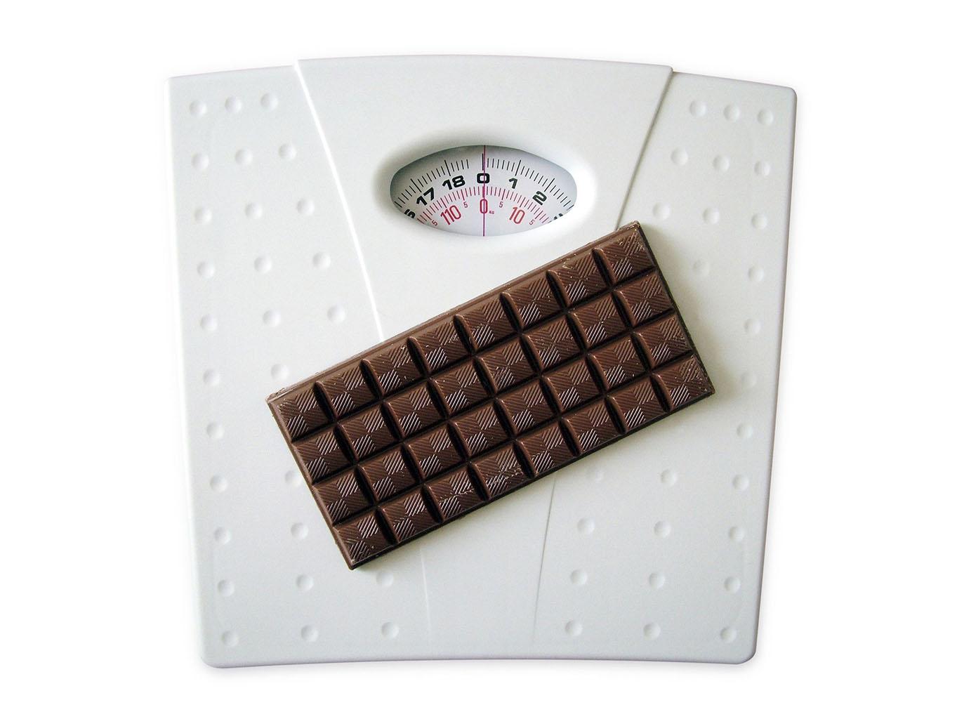 Снижение веса на шоколадной диете