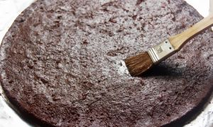 Пропитка для шоколадного бисквита