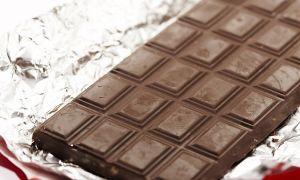 Белый налёт на шоколаде
