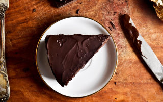 Глазурь для торта «Прага»