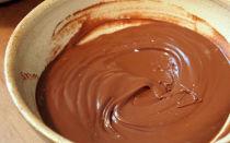 Шоколадный крем из какао