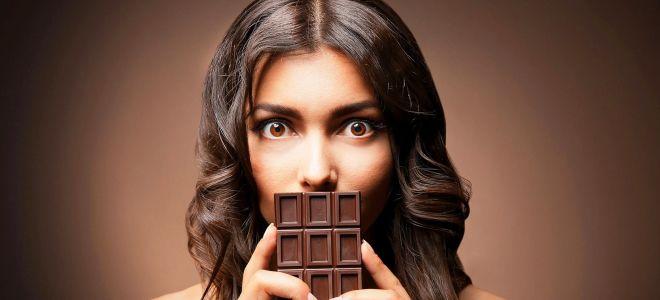 Польза шоколада