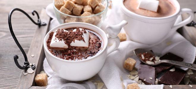Чем отличается горячий шоколад от какао