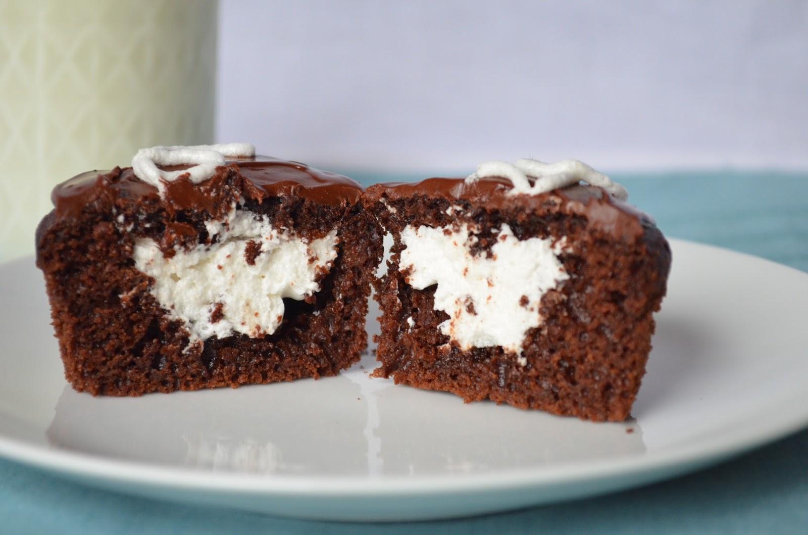 кексы с творожной начинкой рецепты с фото