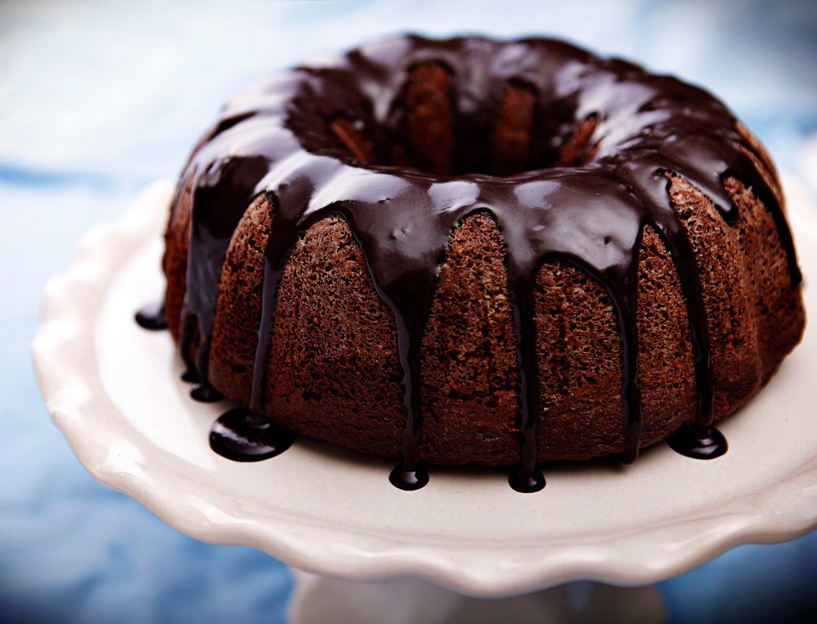 Кексы с манкой и шоколадной помадкой