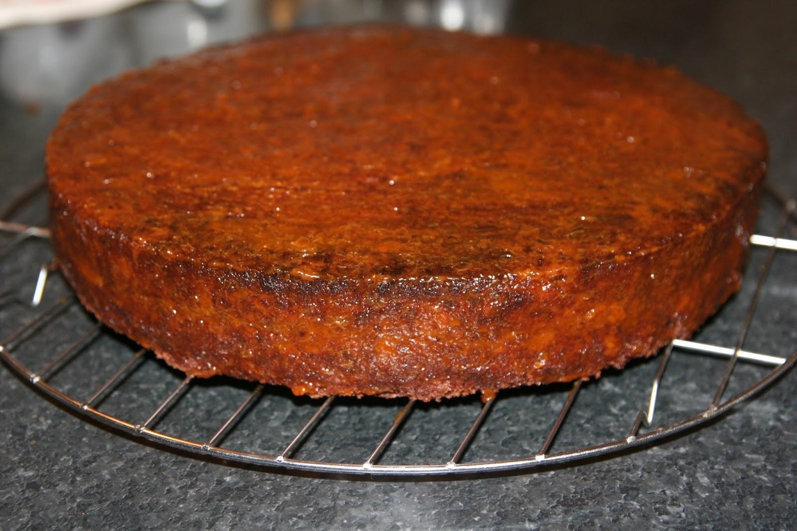 Корж для торта «Захер»