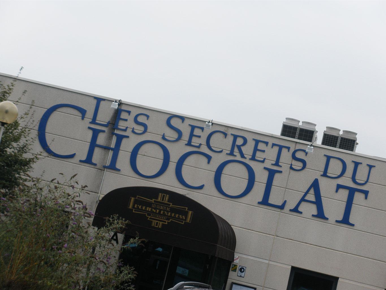 Музей Les secrets du chocolat