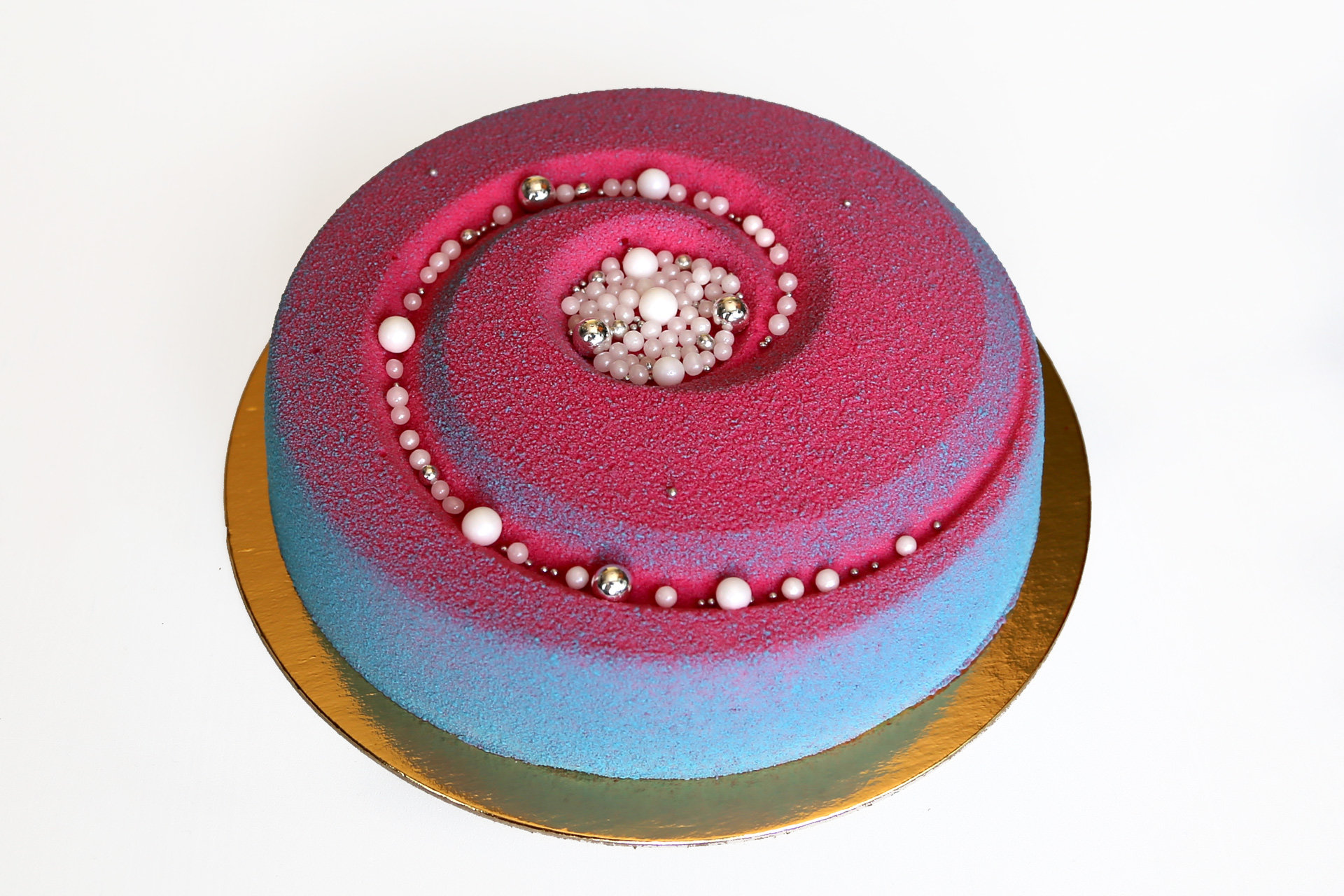 Велюр для торта