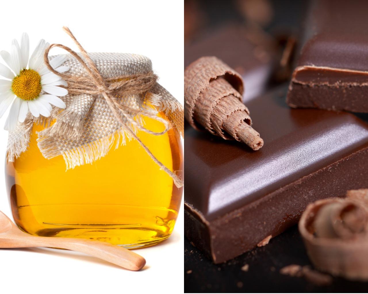 Мед и шоколад