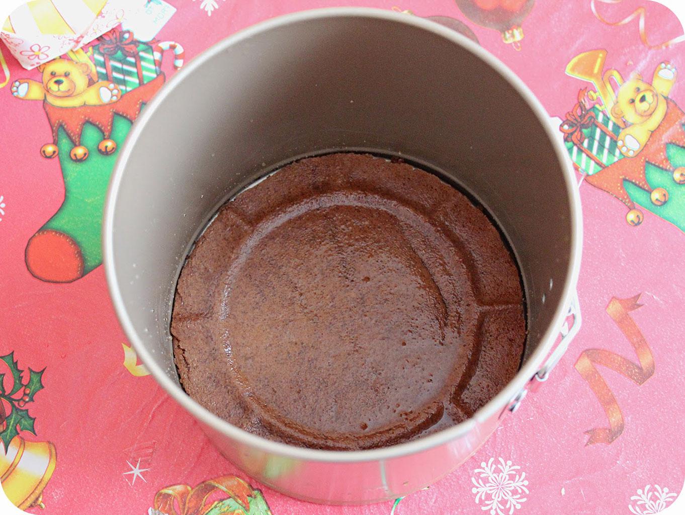Корж основа для торта