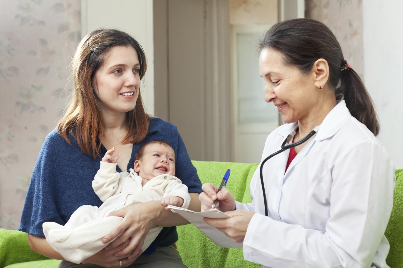 Советы врачей кормящей маме
