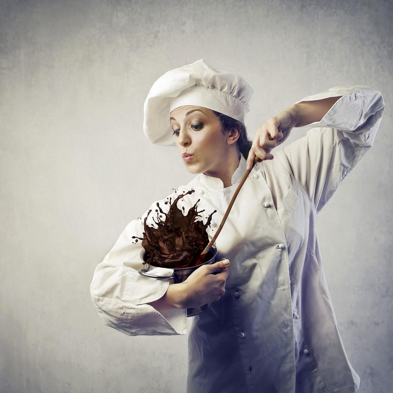 Зачем кондитеры темперируют шоколад