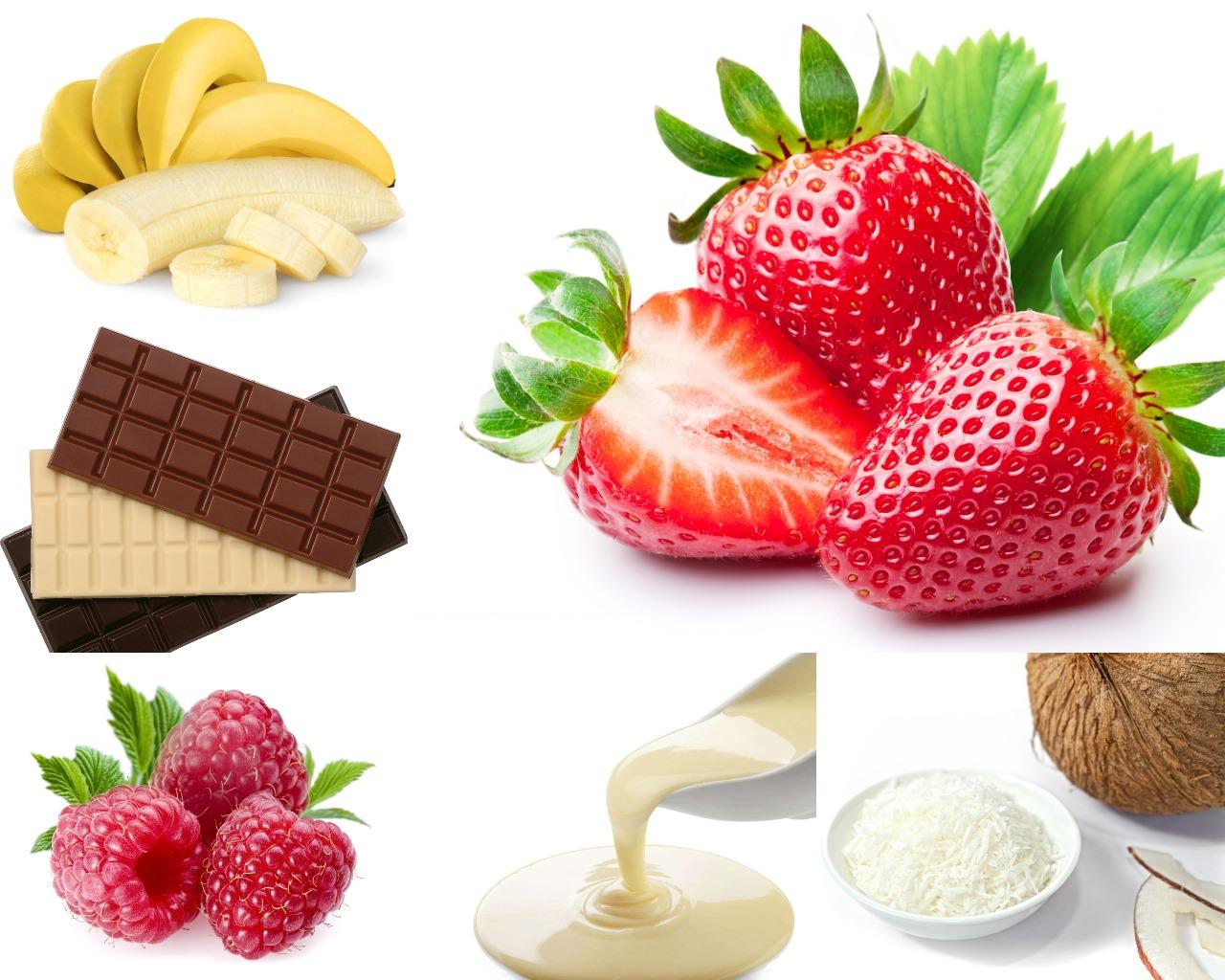 Сочетание продуктов с бананами