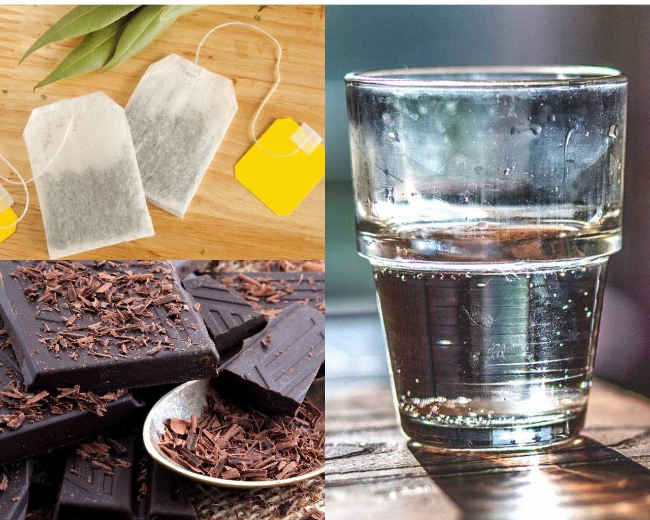 Продукты для постного шоколадного крема