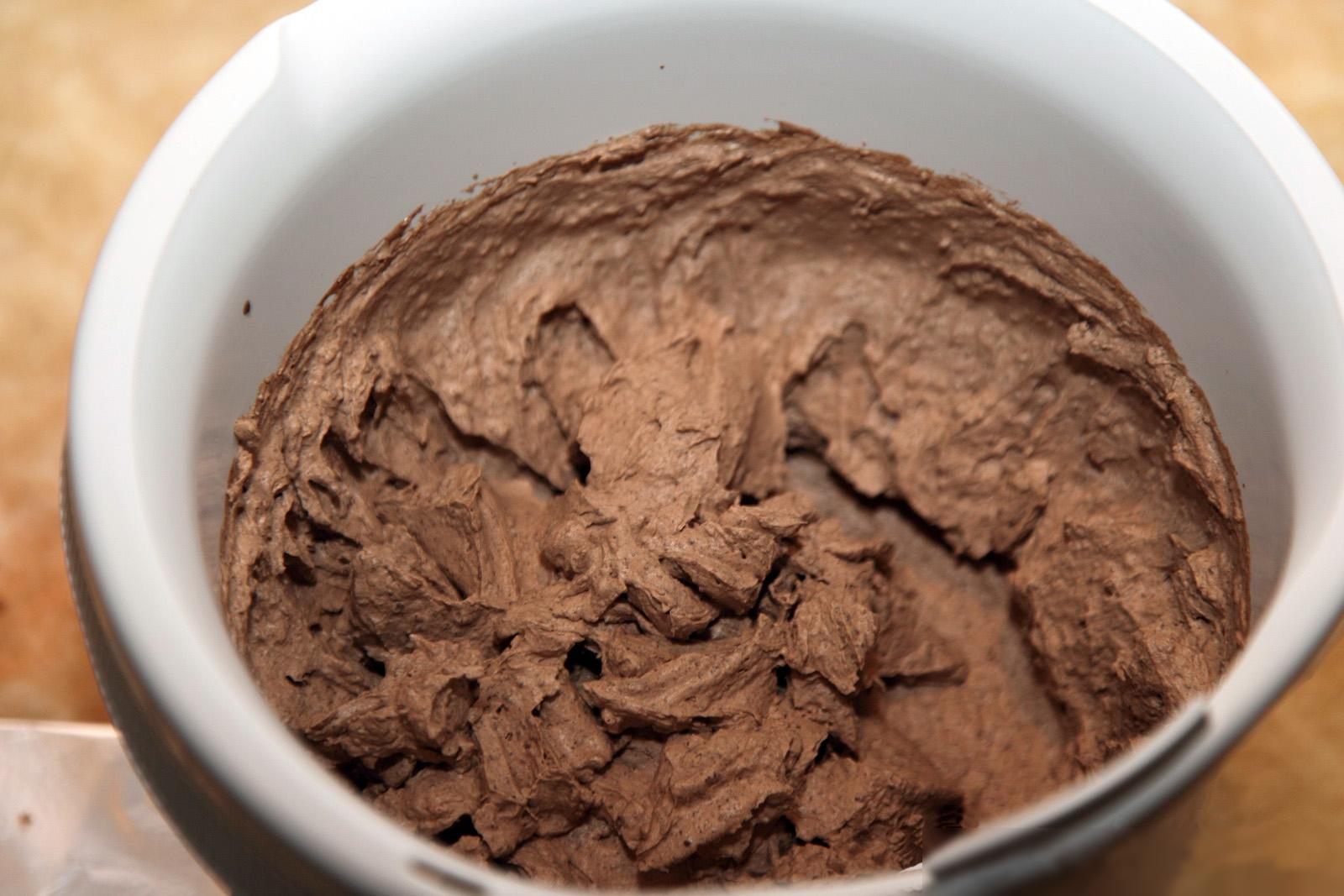 Шарлотт - шоколадный крем